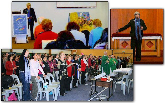 New Zealand - Terry Modica Catholic Speaker