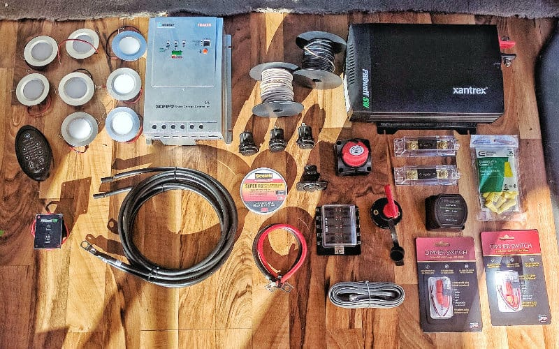 Outlet Wiring Diagram For Rv