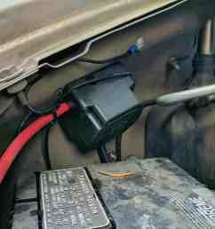 installing a battery isolator in your van [ 1200 x 751 Pixel ]