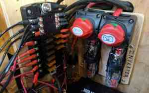 Epic Guide to DIY Van Build Electrical: How to Install a Campervan Solar Electrical System