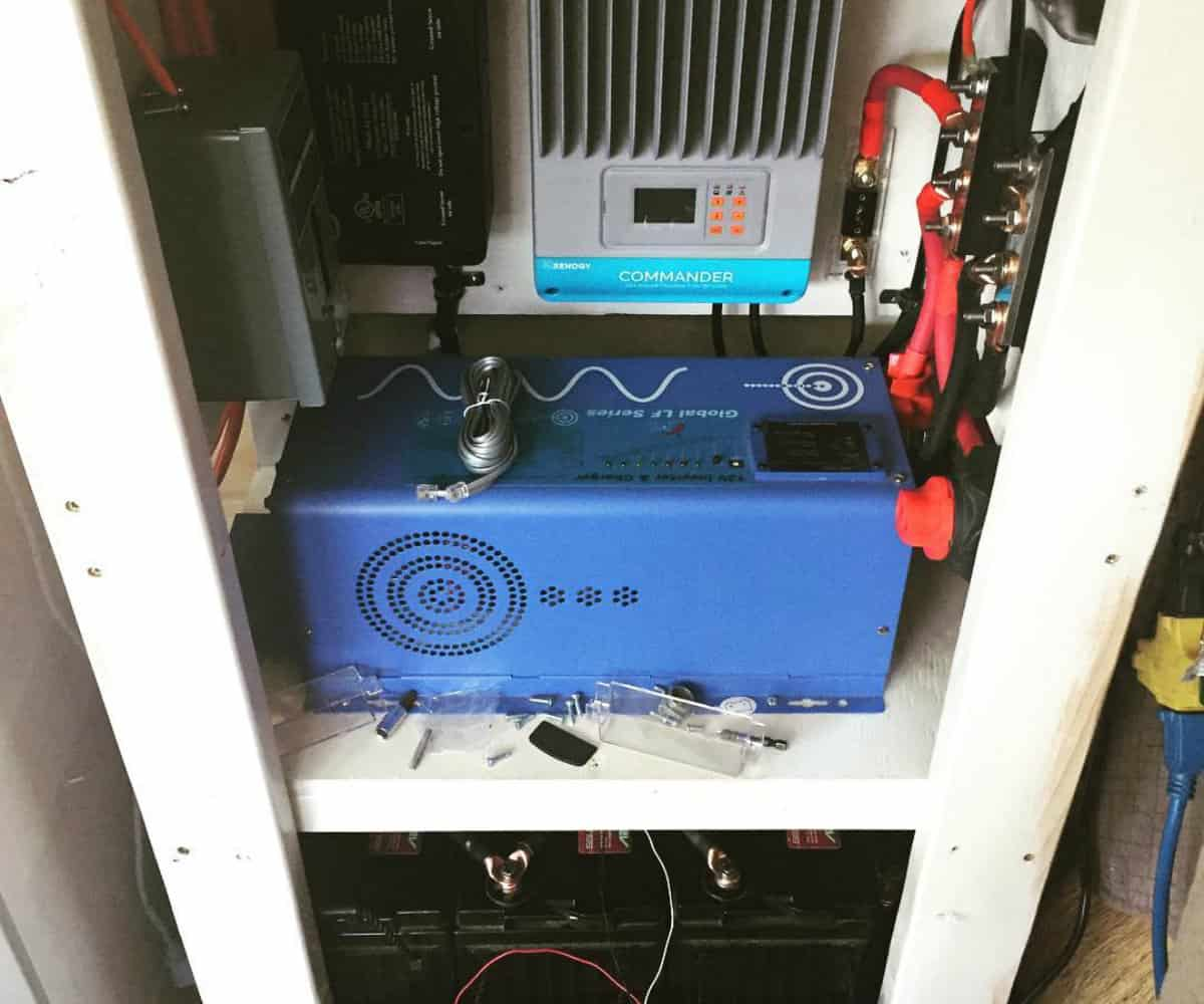 hight resolution of aims inverter sizing