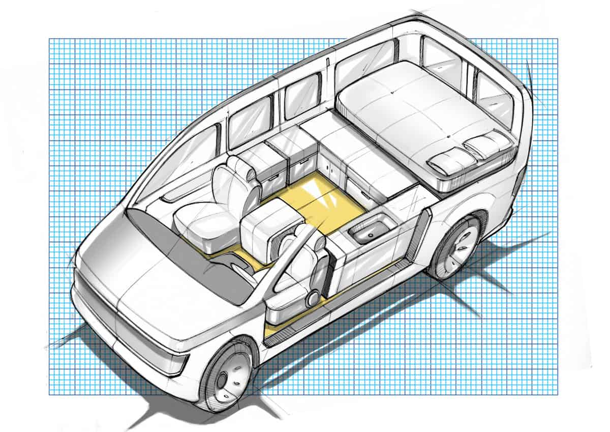 Wiring Diagram Van Conversion