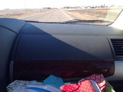 Car ride across MT.