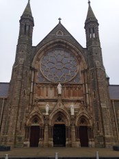 A cathedral on our tour.