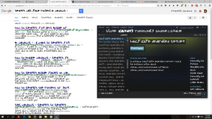 Windows 10 weird fonts