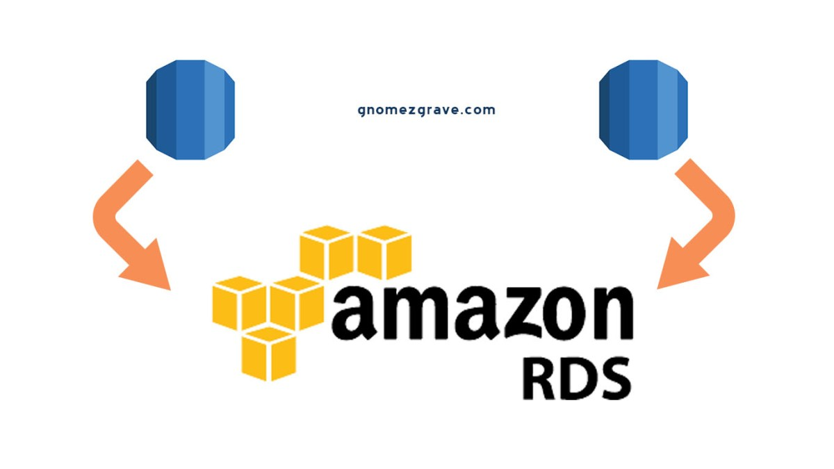 Merging AWS RDS Databases: (when) should we do it? - GnomezGrave
