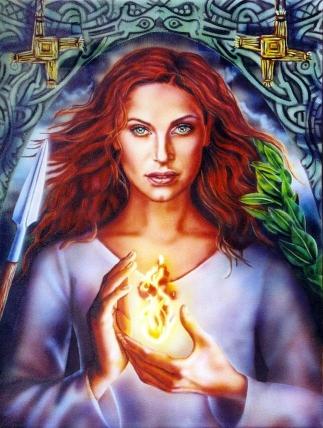 Painting by Lisa Iris