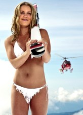The USA's Jamie Anderson isn't just hot as hell... she's also a gold medalist in women's slopestyle snowboarding!