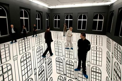 Escher would be so proud (Dump-a-Day)