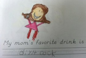 """Relax. It's supposed to read """"Diet Coke"""" (Kristi Westphal)"""