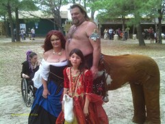 My father is a centaur... and a real horse's ass! (Elite Daily)