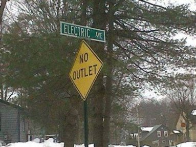 """If you """"rock down to Electric Avenue,"""" be sure to bring plenty of batteries (Get Frank)"""