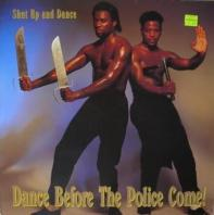 The cops won't come if you stop dancing with knives! (Humor Hub)