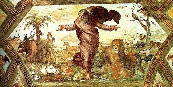 The Gnostic Creation Myth - Gnosticism Explained