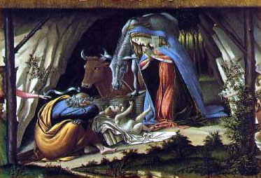 Ox-and-mule-of-nativity
