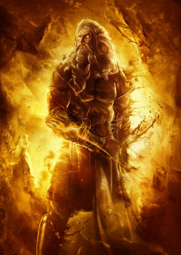 Zeus-Lucifer