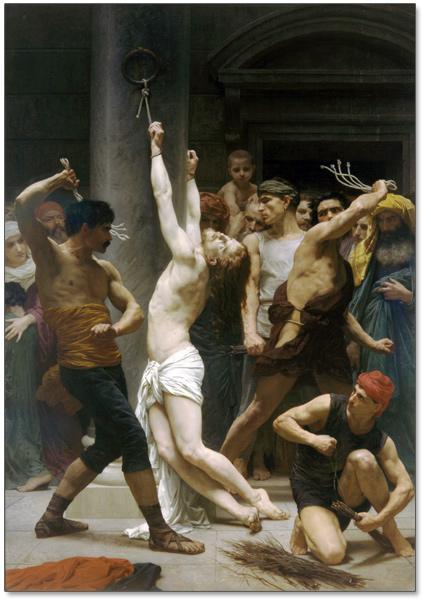 jesus-mocked