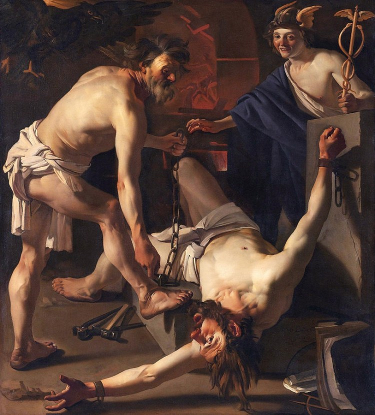 Prometheus-Lucifer