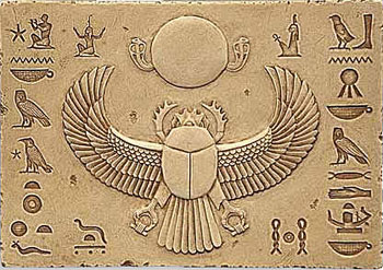 egyptian-scarab