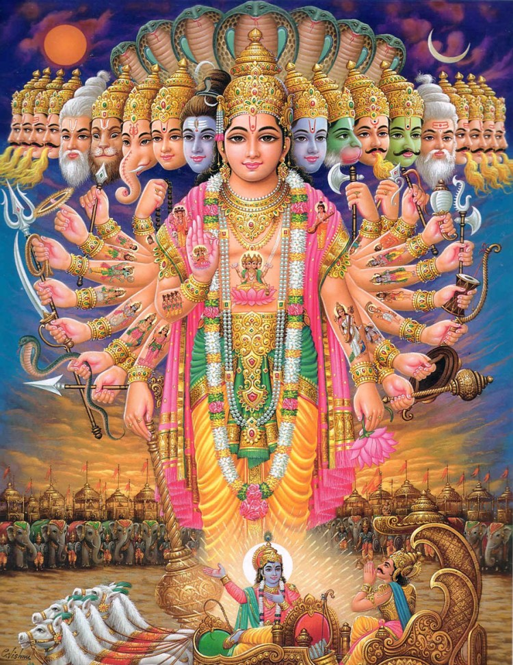 Vishnu-the-Supreme-God