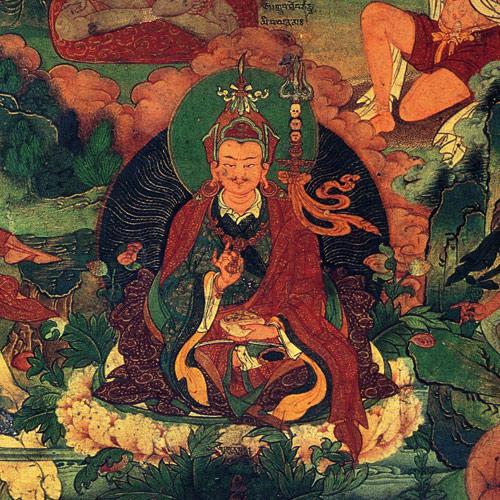 padmasambhava-seated