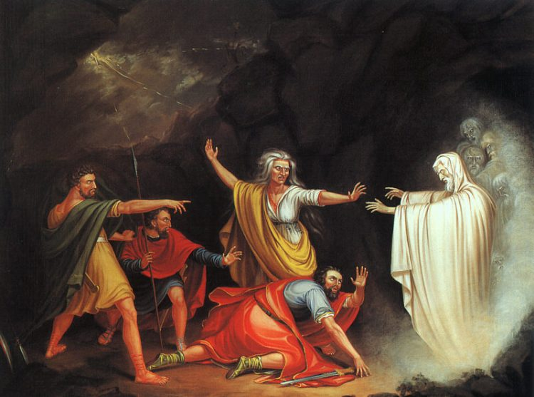 saul-and-the-witch-of-endor
