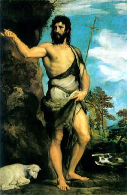 Elijah the baptist