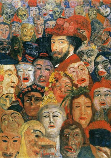 self-portrait-with-masks-1899