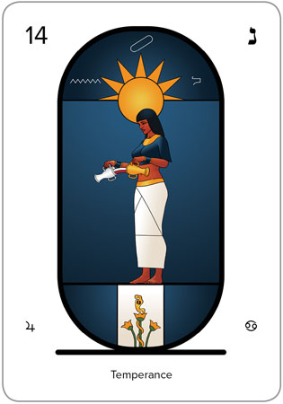 Tarot 14