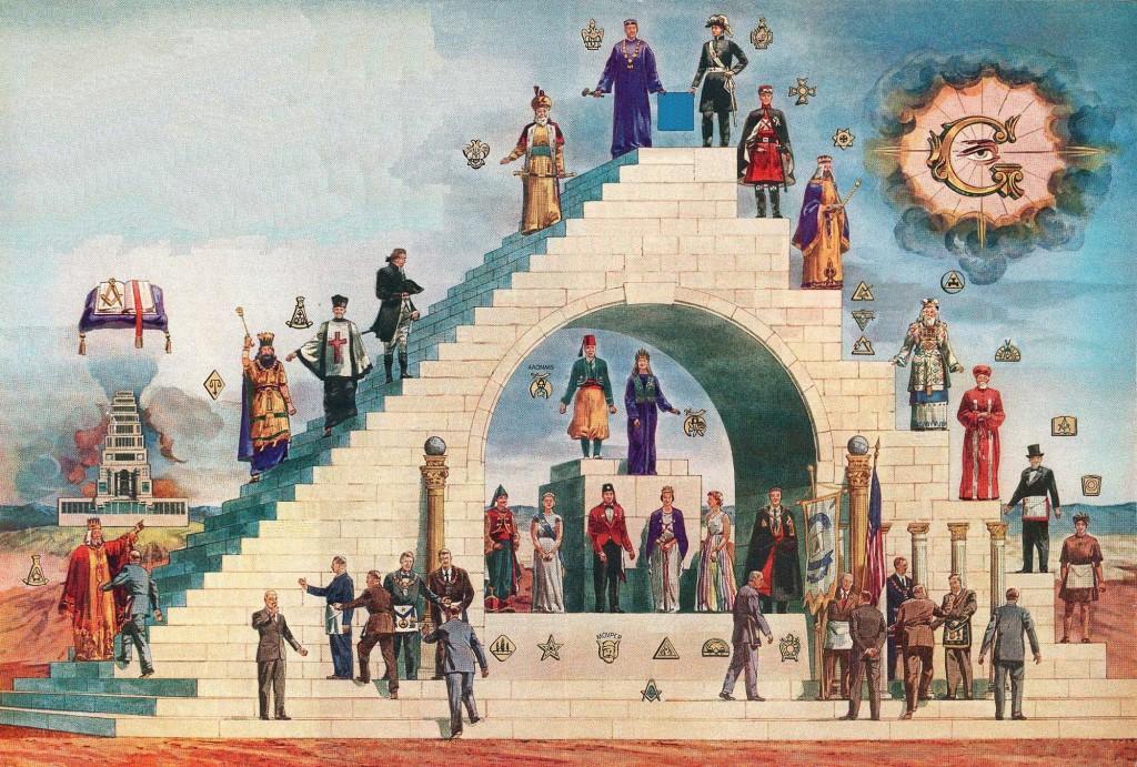 freemason degrees