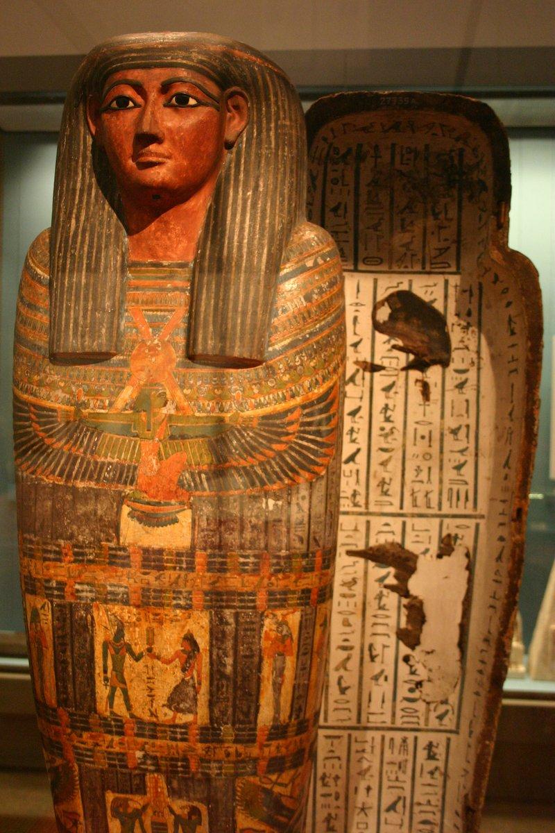 Ancient Egyptian Tarot Deck: The Sarcophagus Of Immortality