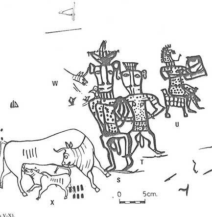 The History of Horned Gnostic Gods and Godmen in Images