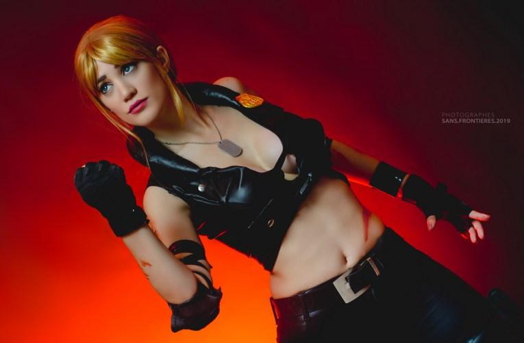 Gaming Cosplay | Sonya Blade – Mortal Kombat
