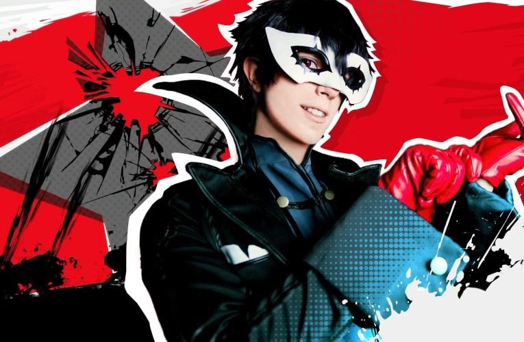 Gaming Cosplay | Joker – Persona 5