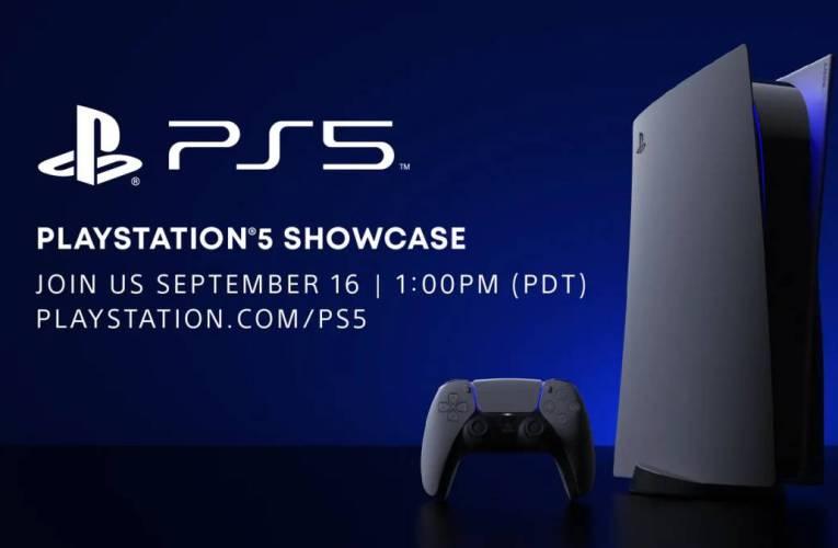 ¡Ahora en vivo! PlayStation 5 Showcase (17 hs de Arg)