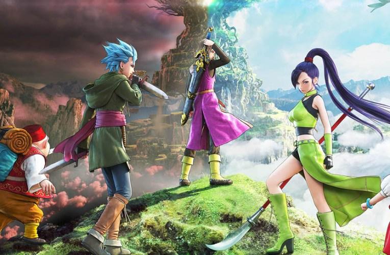 Dragon Quest XI S Definitive Edition se deja ver en el #TGS2020