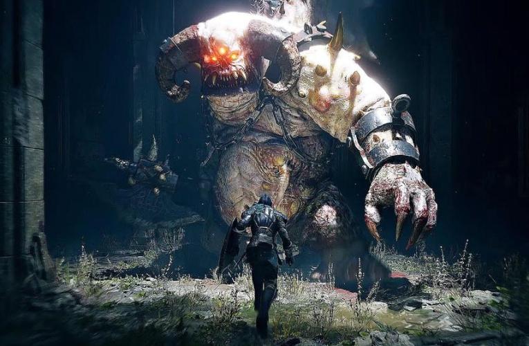 ¡Así es Demon's Souls para Playstation 5!