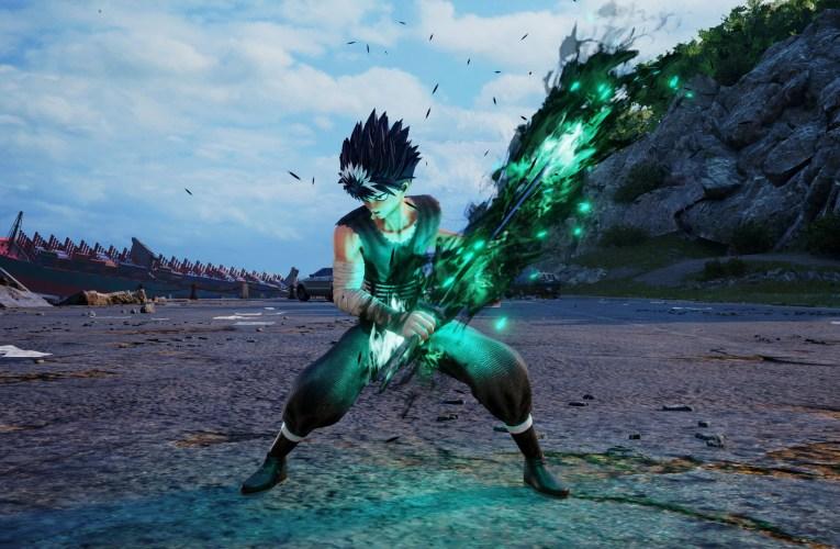 Primer tráiler de gameplay de Hiei en Jump Force revelado