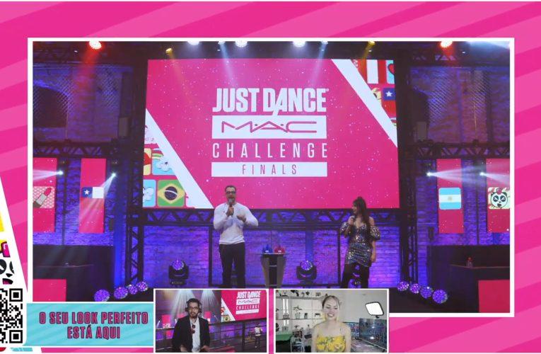 Taina Paredes de Chile y Tiago Oliveira de Brasil se coronan campeones del Just Dance M.A.C Challenge