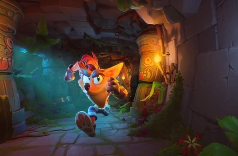 Crash Bandicoot 4: It's About Time está llegando
