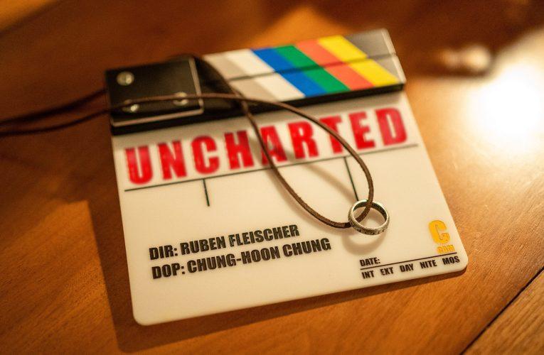 Fotos de Uncharted, la película