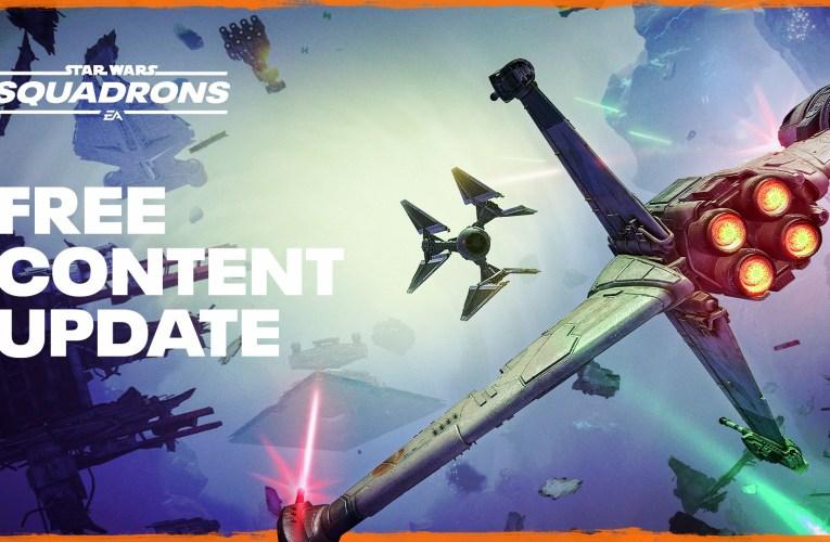 STAR WARS: SQUADRONS sigue dandonos alegría con nuevo contenido: B-WING, TIE DEFENDER y partidas personalizadas