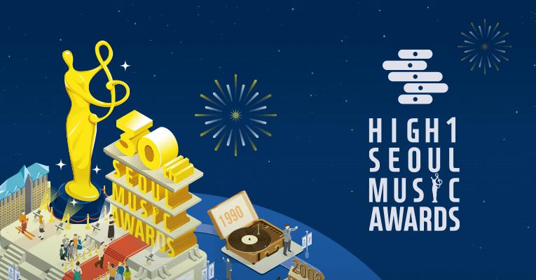 La 30.ª edición de los Seoul Music Awards, que reunirá a glamurosos artistas de K-pop, se retransmitirá en Japón y el resto del mundo a través de Niconico