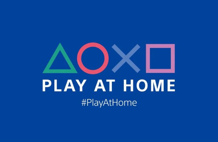 Vuelve Play At Home: cuatro meses de juegos gratuitos de PlayStation a partir del 1 de marzo