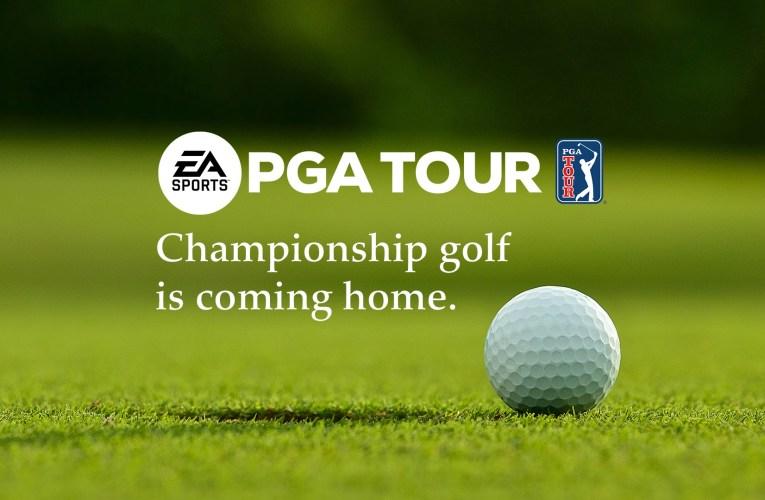ELECTRONIC ARTS anuncia EA SPORTS PGA TOUR, un juego de Golf de nueva generación