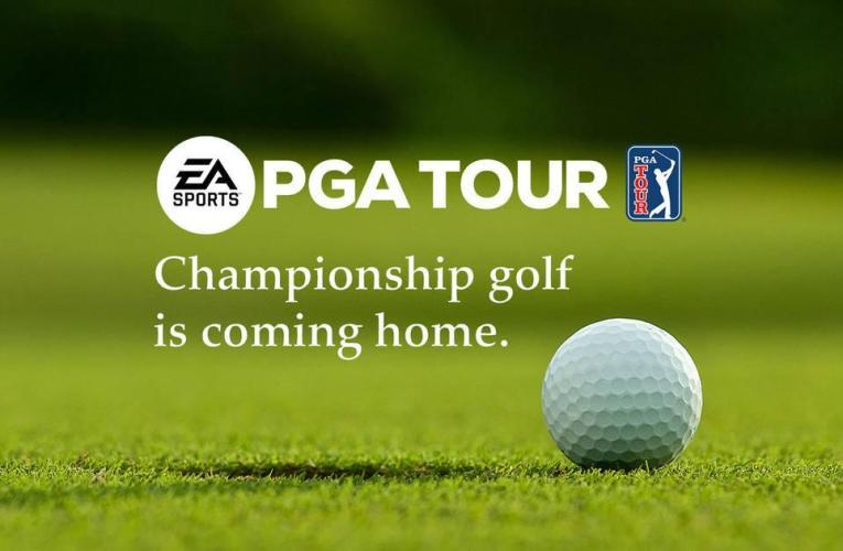 ELECTRONIC ARTS se alía con AUGUSTA NATIONAL GOLF CLUB para presentar en exclusiva el MASTERS DENTRO DE EA SPORTS PGA TOUR