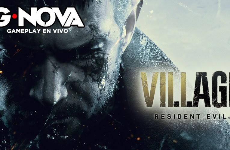 Jugamos Resident Evil Village en vivo!