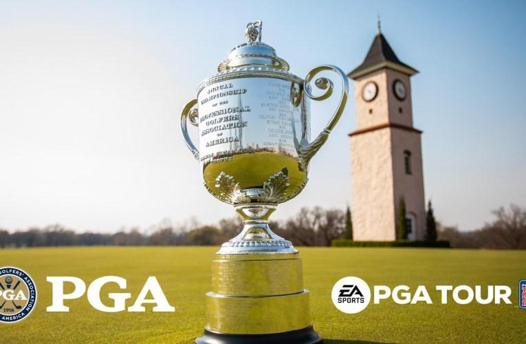 ELECTRONIC ARTS y PGA de AMÉRICA se asocian para llevar la experiencia del PGA CHAMPIONSHIP y COACHES a EA SPORTS PGA TOUR