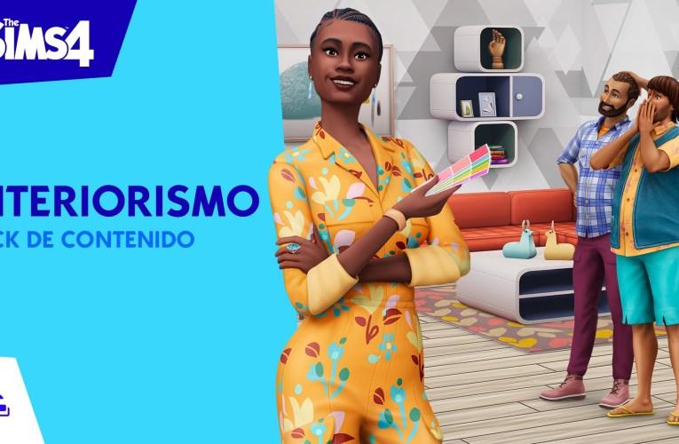 Ya esta disponible LOS SIMS 4 INTERIORISMO