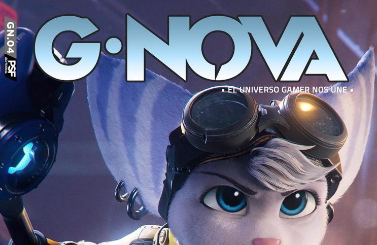 GNOVA Magazine 04 [también 01/02 o 03] – Venta Online